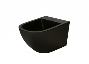 Massi Bidet WC Decos MATT BLACK