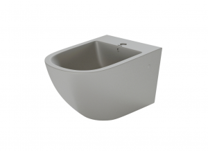 Massi Bidet WC Decos MATT GREY