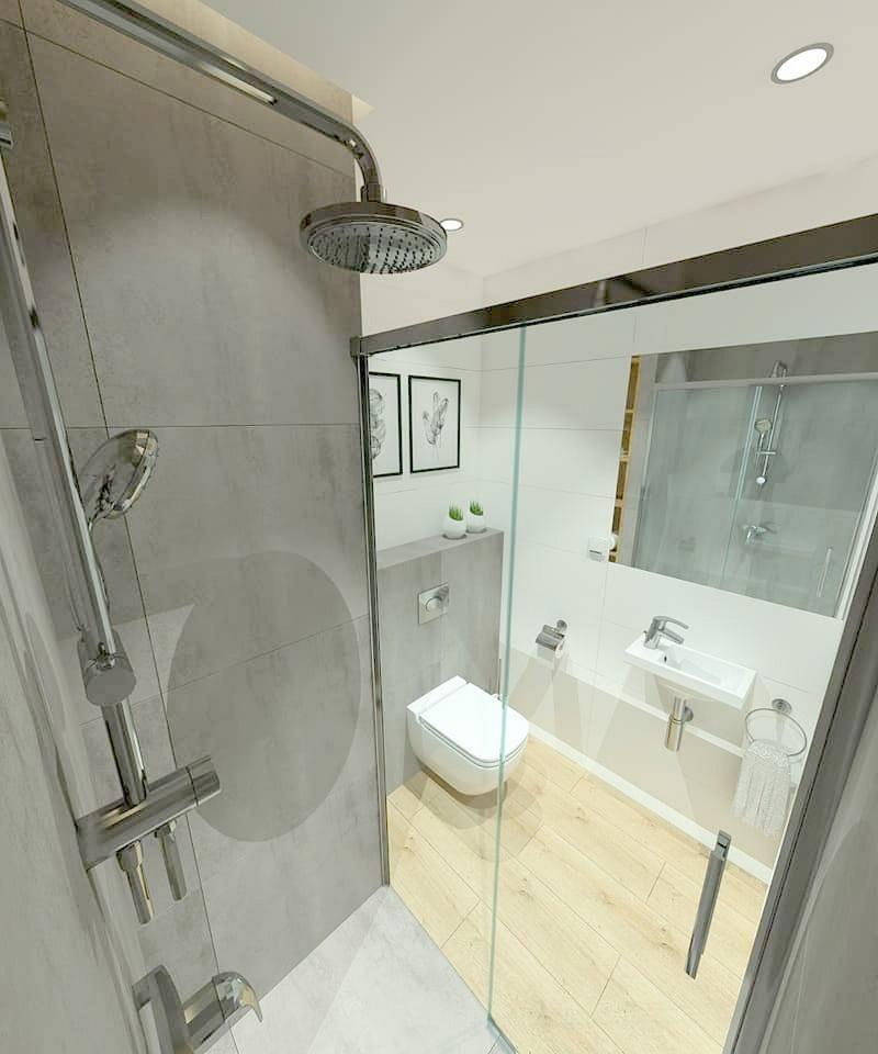 Projektowanie łazienki Samodzielnie Czy Przez Specjalistę