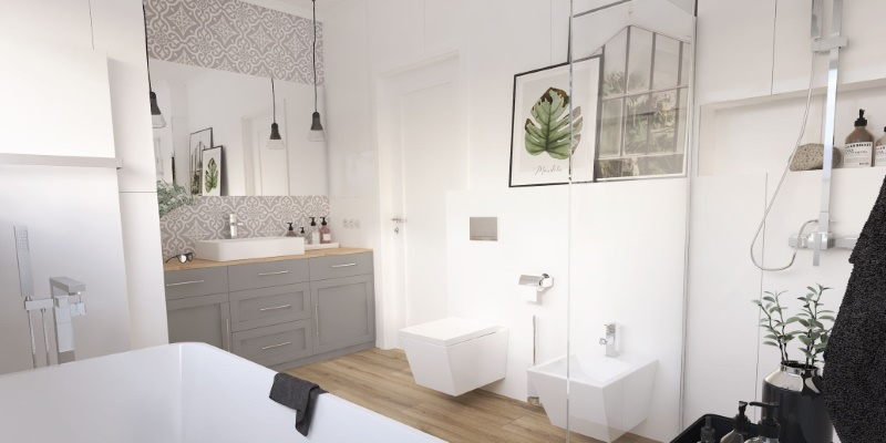 Jak dobrać zestaw mebli łazienkowych, by podkreślić styl ...